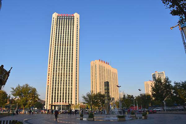 靖业跨境贸易大厦